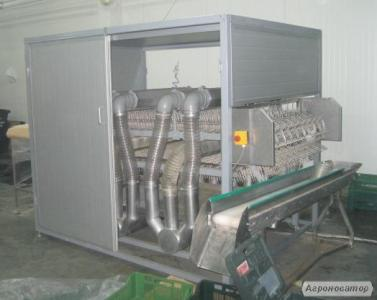 Машина сушки паучів ЛСП
