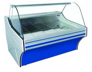 Универсальная витрина Cold/Колд W-SG MRw 1.2; 1.5; 1.8; 2.0м.
