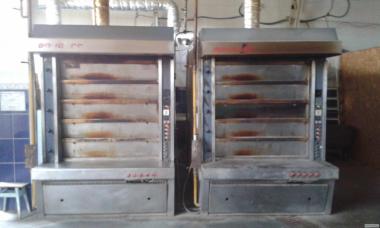 Лінія по виробництву хлібобулочних виробів
