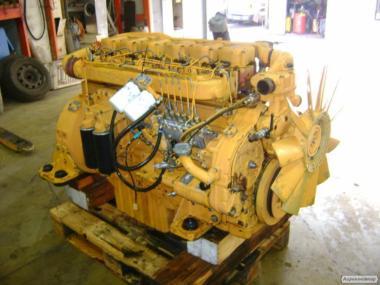 Двигун Двигун LIEBHERR CATERPILLAR Капітальний Ремонт двигуна