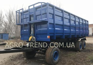 Причіп тракторний самоскидний, зерновоз 2ПТС-9 НТС-10, НТС-16,НТС-20