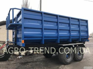 Прицеп тракторный самосвальный, зерновоз  2ПТС-9 НТС-10, НТС-16,НТС-20