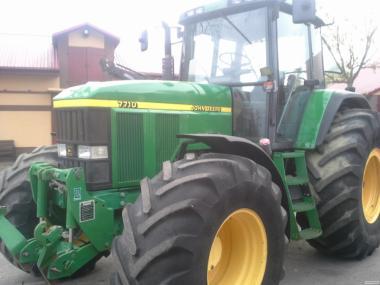 Трактор колісний JOHN DEERE 7710 Джон Дір