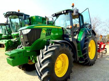 Трактор John Deere 6170M (2013)