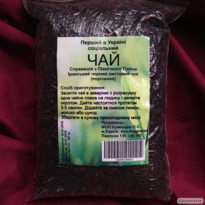 Чай чорний фасований, Іран