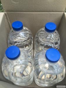 Спирт етиловий вищої якості класу люкс і альфа 96,6% -97,2%