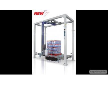 Автоматичний палетообмотувач Helix 1