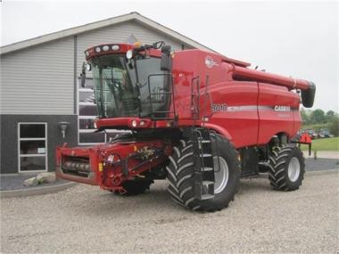Комбайн Case IH 8010 Axial-Flow (2007)