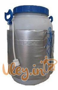 Декристализатор для розпуска меда в пластиковой емкости 30 л.