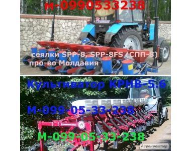 ПРОДАМ РПЛ-8 + КРНВ-5.6 нова Техніка
