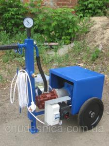 Доильная установка АИД-01-Р для коров (масляная)