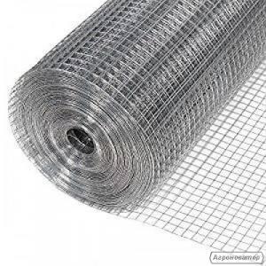 Сетка сварная штукатурная из низкоуглеродистой проволоки