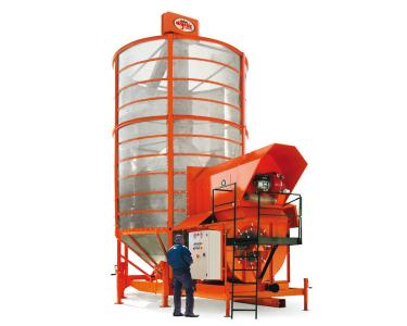 Зерносушалка PRT400