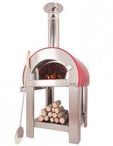 Дров'яна піч для піци 5 MINUTI Alfa Refrattari