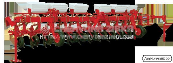Альтаир 5,6-02 Культиватор - растениепитатель навесной высокостебельный