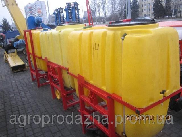 Продам польские опрыскиватели навесные ОП-400, ОП-600, ОП-800)