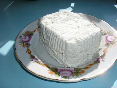 Козячий сир органічний як масло з вершками самий цілющий