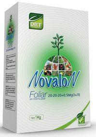 Новалон Фолиар 10-45-15+0,5MgO+МЕ на подсолнечник