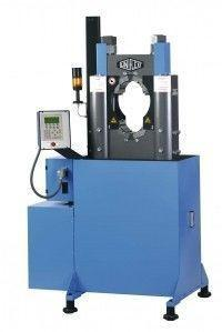 Промислові преси HM420i Uniflex для виготовлення гідравлічних шлангів (РВТ)