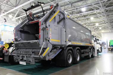 Разборка и диагностика насоса мусоровоз мусоровоза Norba