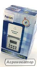 Реле времени Feron 23 (таймер в розетку)