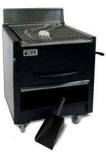 Вугільний Гриль PIRA BBQ-10 BLACK