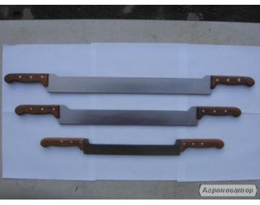 Нож для масла и сыра с двумя ручками (двуручный)