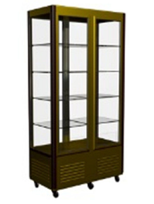 Кондитерский шкаф R800C Сarboma Люкс