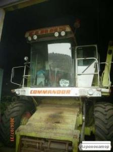 Продам б\у комбайн CLAAS Командор 228.