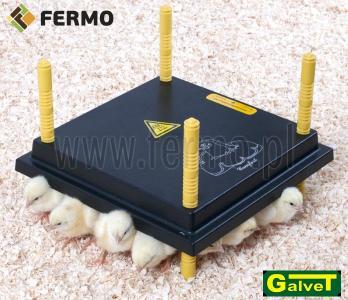 Система отопления для птицефабрик