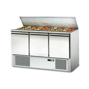 Саладетта GGM SAS147 (холодильный стол)