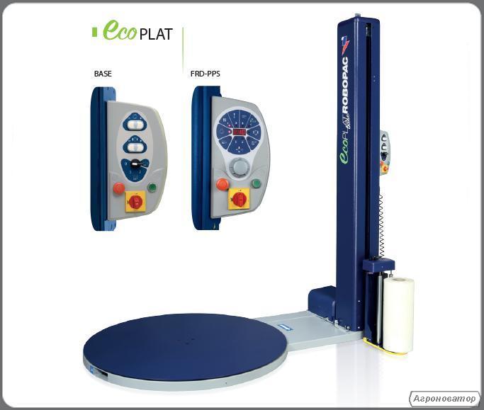 Пакувальник для палет Ecoplat Base (Робопак)