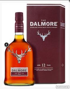 Виски Dalmore 12 years