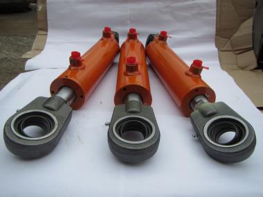 Гідроциліндри, гідравлічні циліндри, комплектуючі для виготовлення гідроциліндрів