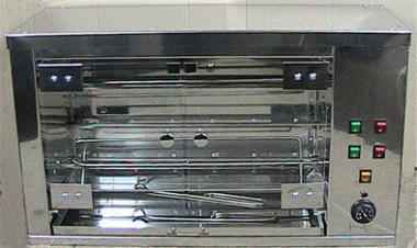 Аппарат куры гриль ОГК-4