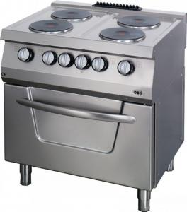 Плита электрическая с духовкой Ozti OSOEF 8070