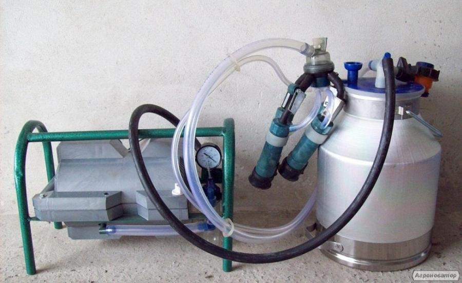 доїльний апарат Імпульс ПБК-4