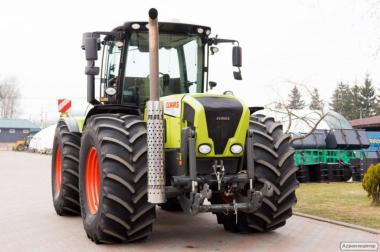 Колісний Трактор Claas Xerion 3800