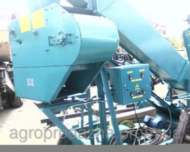 Зернопогрузчик (зернометатель) ПЗМ-110