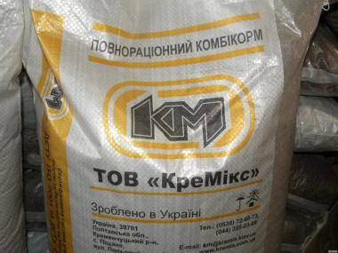 Комбікорм для кроликів ПК90-ПК91