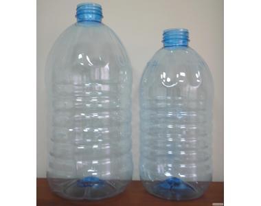 Бутылка ПЭТ (Баклажка) 3л, 5л и 6 литров