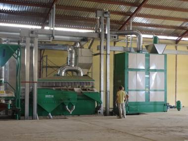Продаж.монтаж. сервіс зерноперерабатывающего обладнання