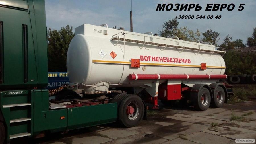 Дизельное топливо ДТ-Л-К5, Мозырский НпЗ, 16.50 грн за литр