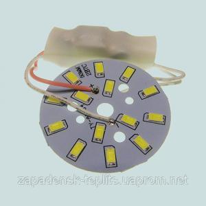 Світлодіодний набір для ЖКГ 9Вт 6000К 855Лм