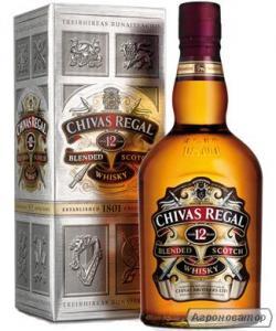 Продам  оригинальный Chivas Regal 12  1л