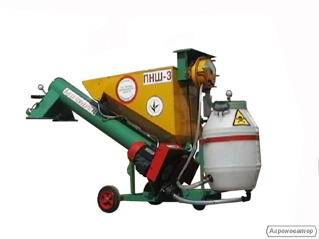 Протруйники насіння ПНШ-3, ПНШ-5, ПК-20;ПСШ-3, ПК-20-02