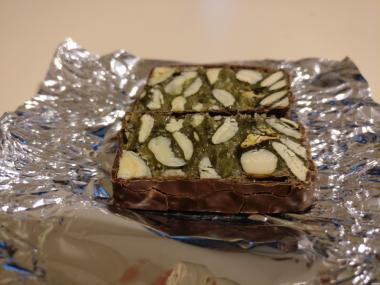 Тыквенный переполох (шоколадные конфеты)
