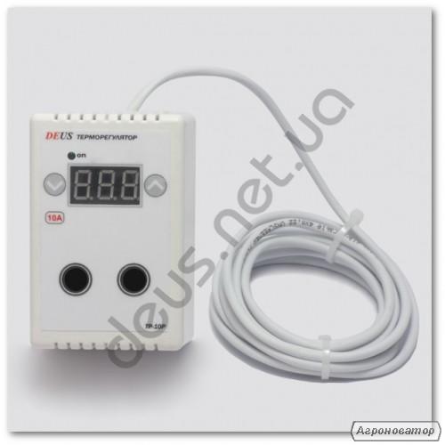 Терморегулятор для інкубатора (регулятор температури)