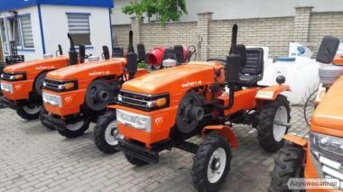 Мінітрактор Файтер Т-18.Трактор,мототрактор,міні-трактор,минитрактор