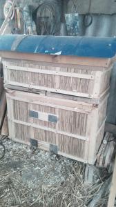Ульи пчелиные из камыша в наличии и под заказ